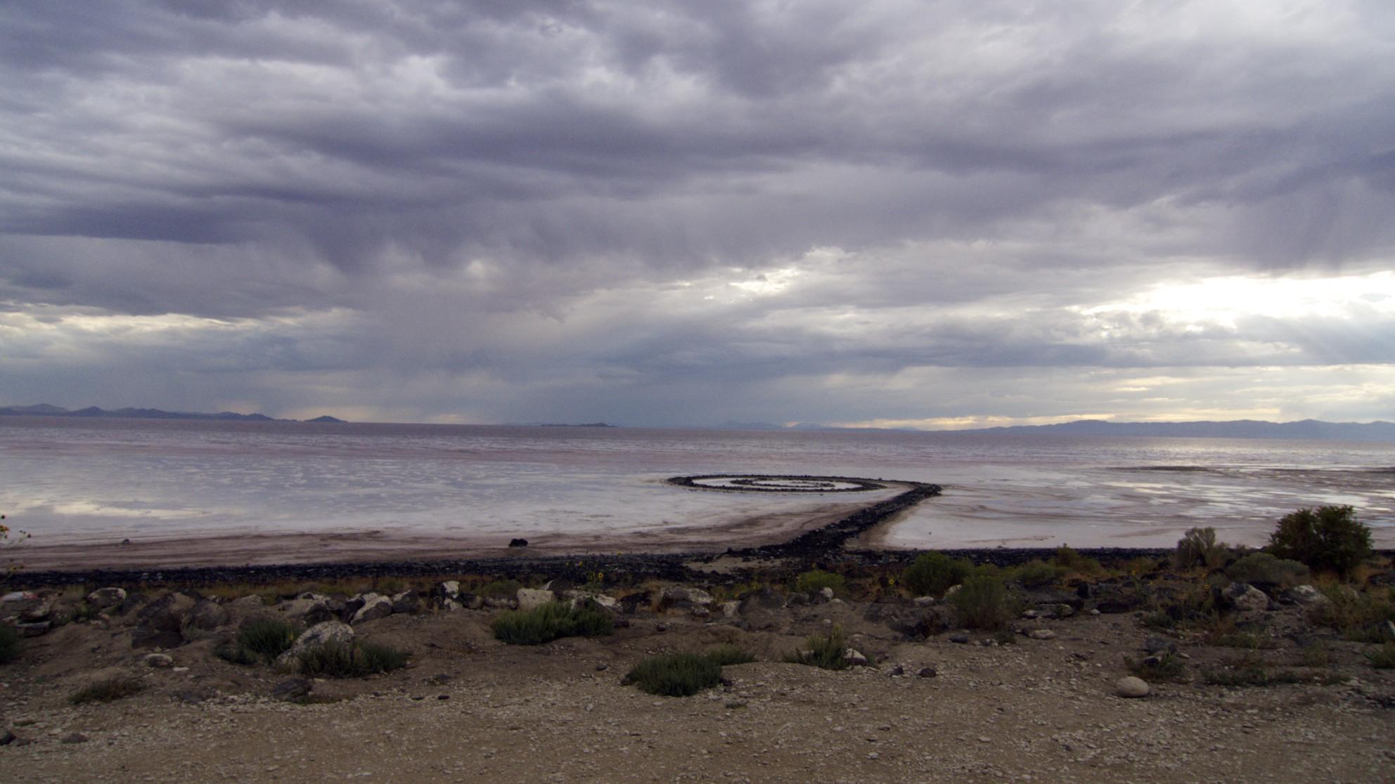 Rozel Point, Utah.