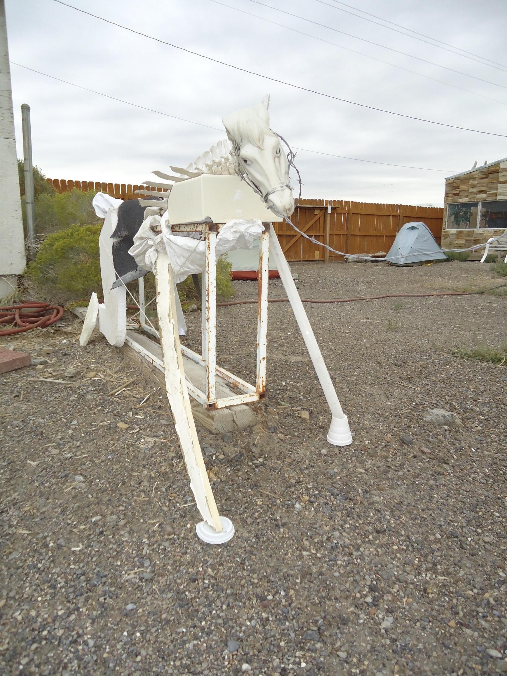 Ted Carey, Texas Biennial 2013, Wendover, Utah.
