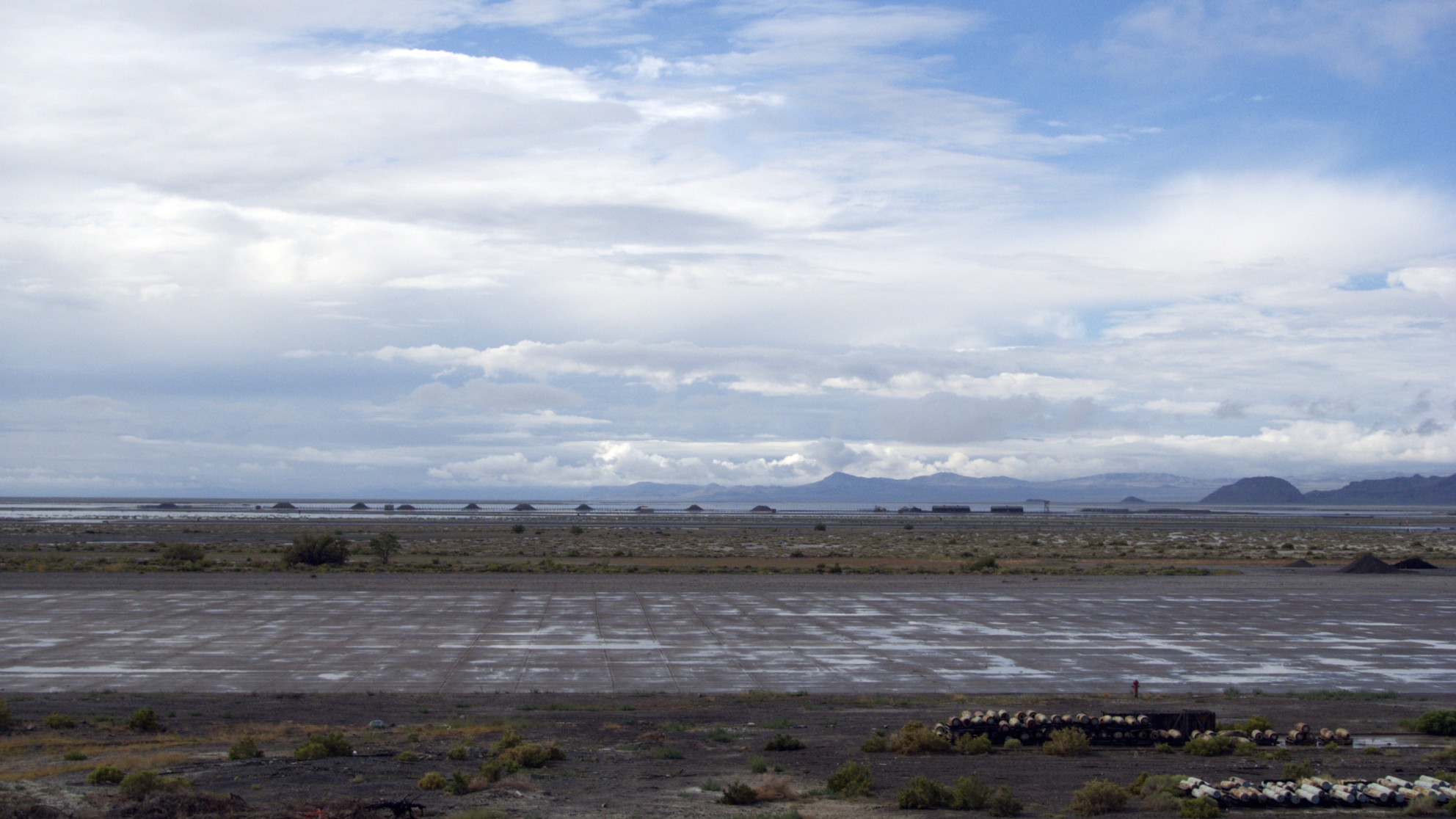 Wendover Air Field