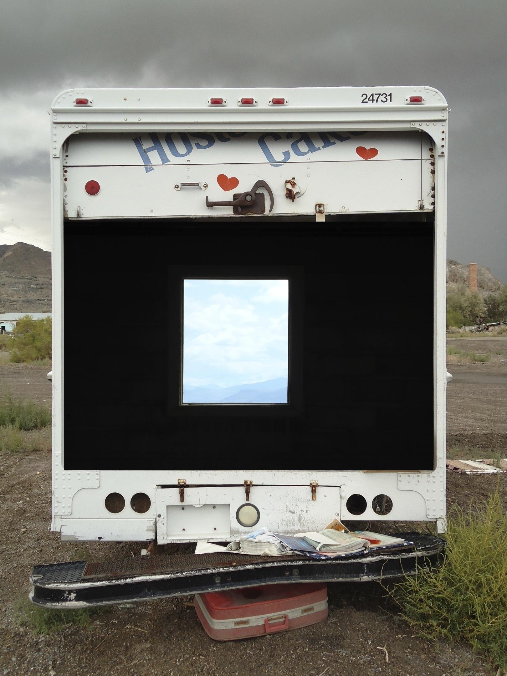 Ted Carey, 2013 Texas Biennial, Wendover, Utah.