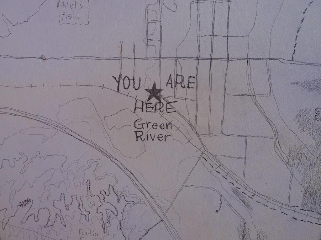 Epicenter, Green River, Utah.