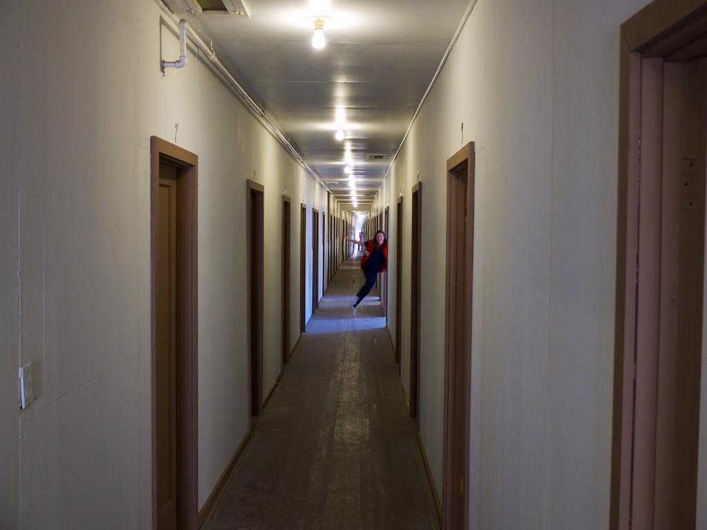 Exhibit Hall #3, CLUI, Wendover, Utah.
