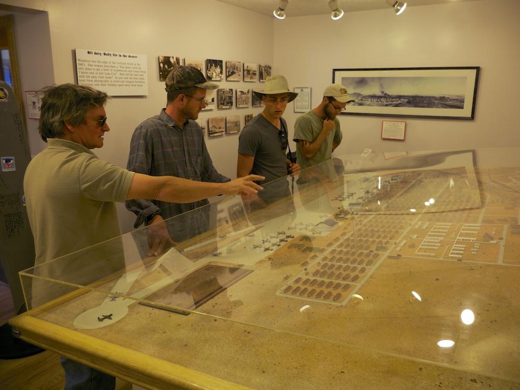 Wendover Airport Museum, Utah.