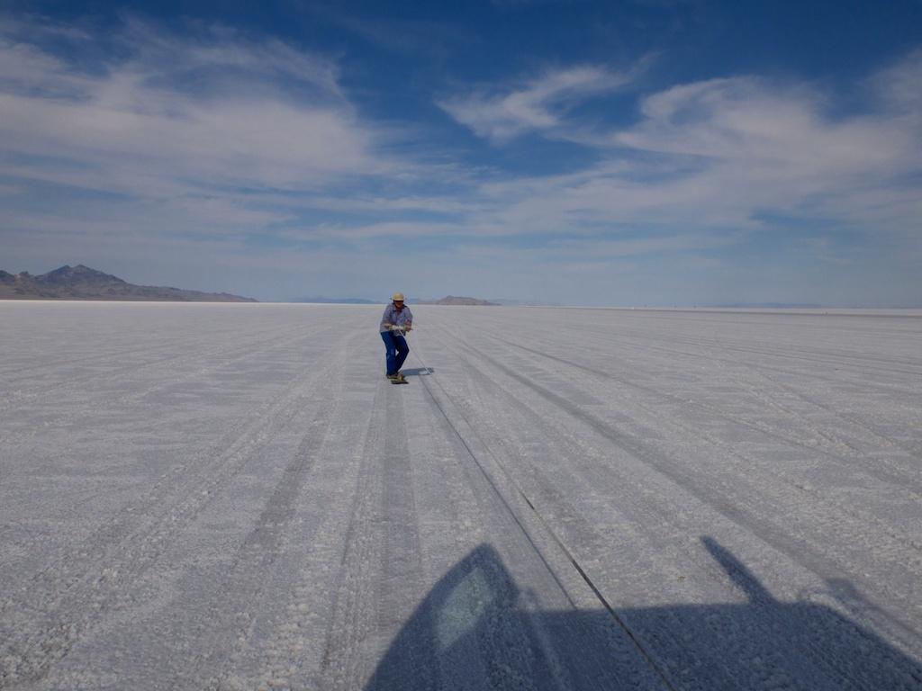 Salt Boarding