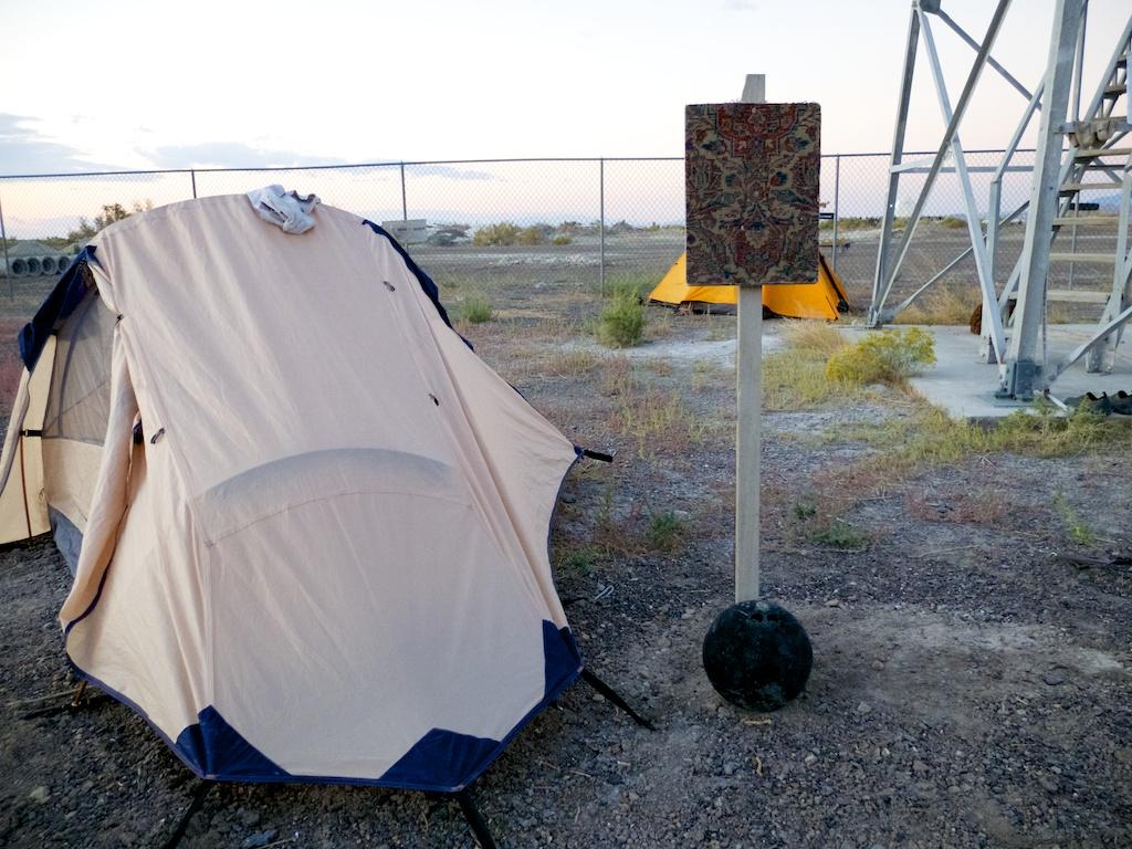 Tent Adornment
