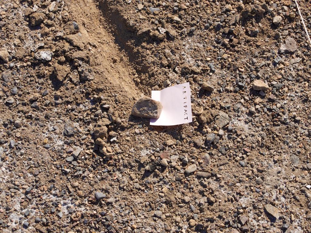 Artifact Marker